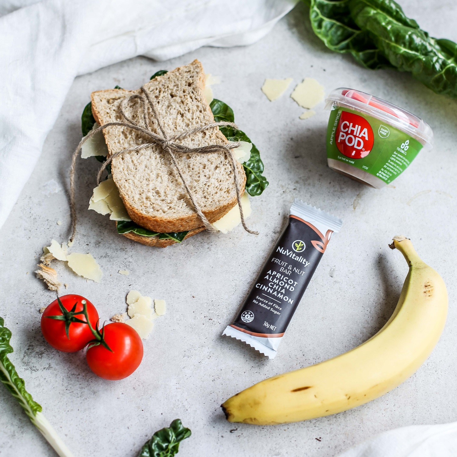 Healthy Lunch Box Swaps
