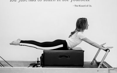 5 Reasons You NEED To Do Pilates
